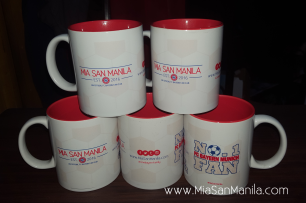 Mugs for your morning coffee.